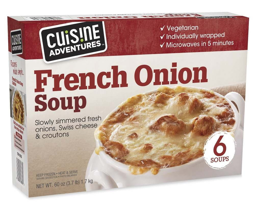 French Onion Soup - Costco US - Cuisine Adventures
